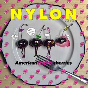 2017年11月号掲載 ED_LETTER vol.96『I LOVE NYLON』