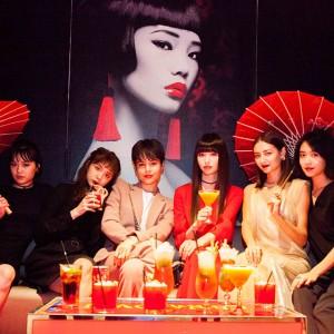 人気モデルも参加! ディオールの新スキンケア「カプチュールユース」のイベントが上海で開催