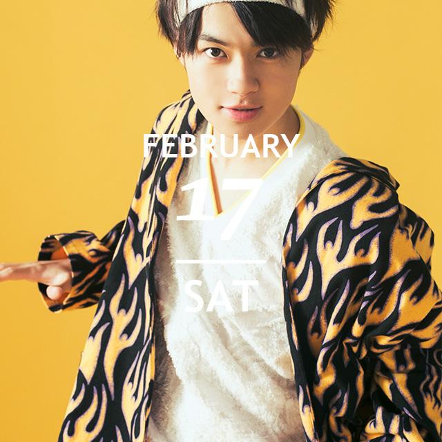 365ANNIVERSARY 2018.2.1~2018.2.28