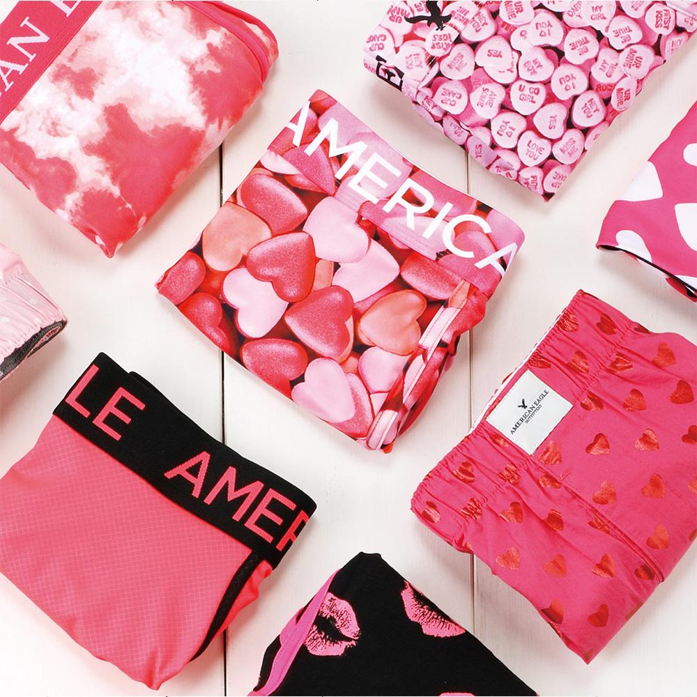 バレンタインはアメリカンイーグル アウトフィッターズのアンダーウェアを贈ろう♡