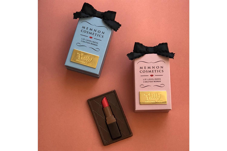まるで本物のリップみたい♡ Memnon×Philly chocolateによるキュートなチョコレートがお目見え