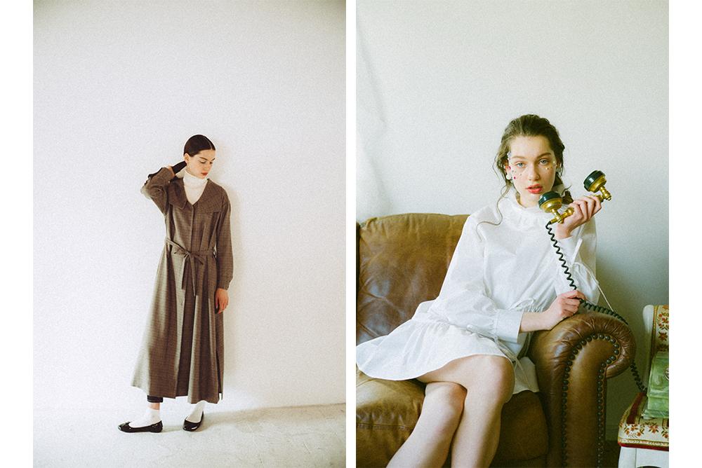 「愛おしさ」をコンセプトに。 金光みり愛が手がけるGYF Tokyoが2018春コレクションを発表