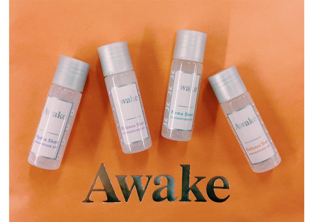 熟睡肌へ導く! Awakeが原宿で期間限定イベントを開催
