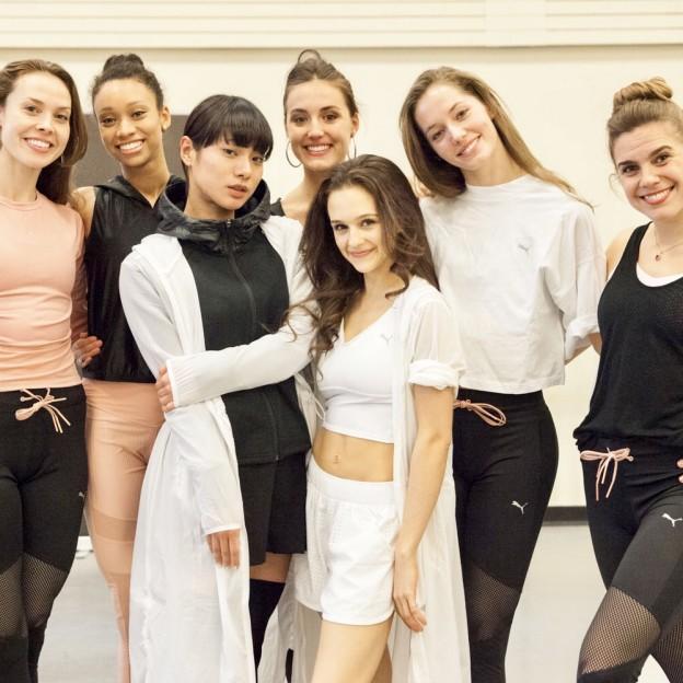 バレエの美を纏う 『En Pointe』コレクション