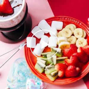 バレンタインにぴったりな簡単手作りスイーツ♡ COOKING FOR LOVE Day4 CHOCOLATE FONDUE