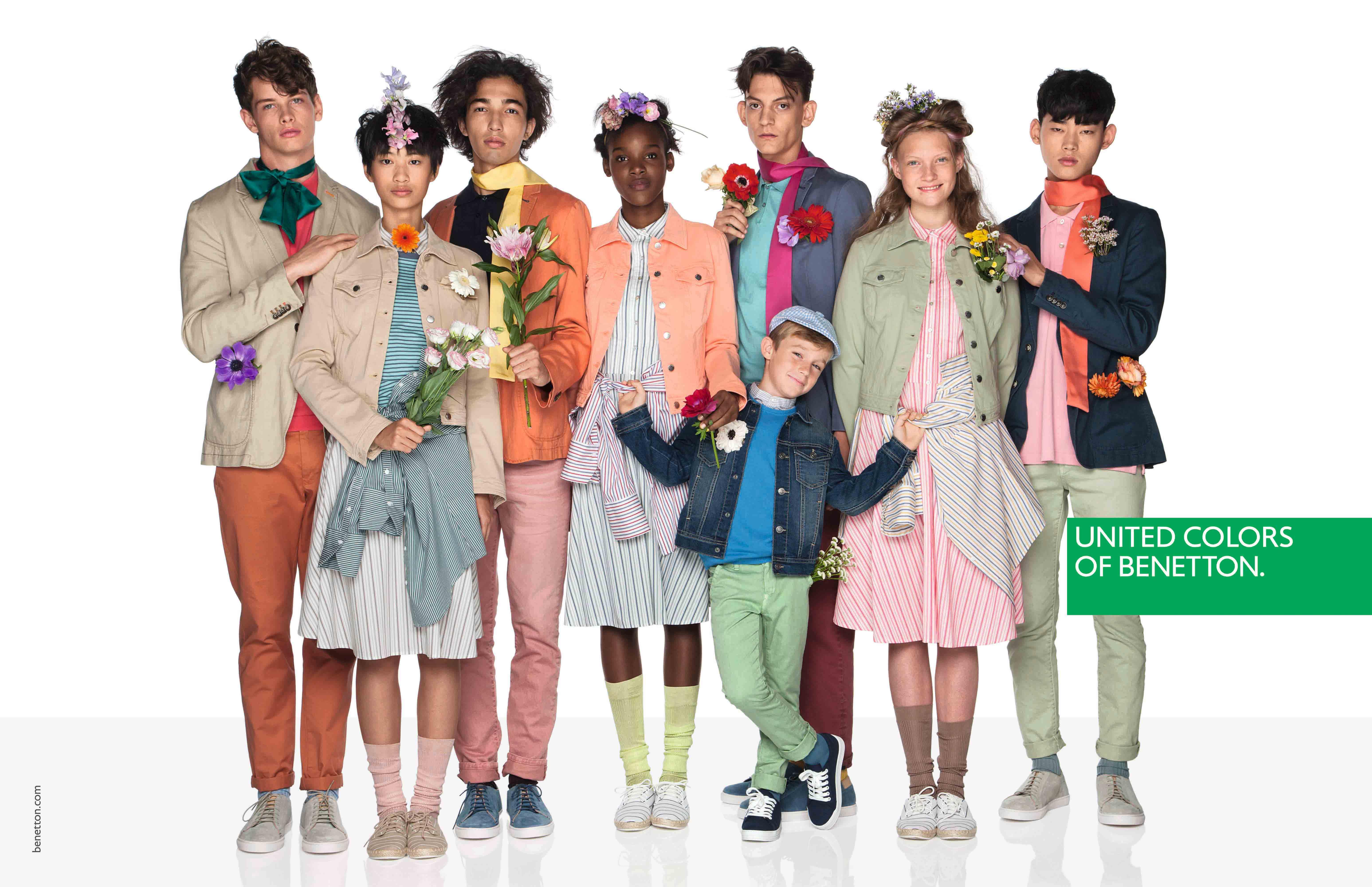 イタリア発のファッションブランド・ベネトンが宇都宮にニューオープン!