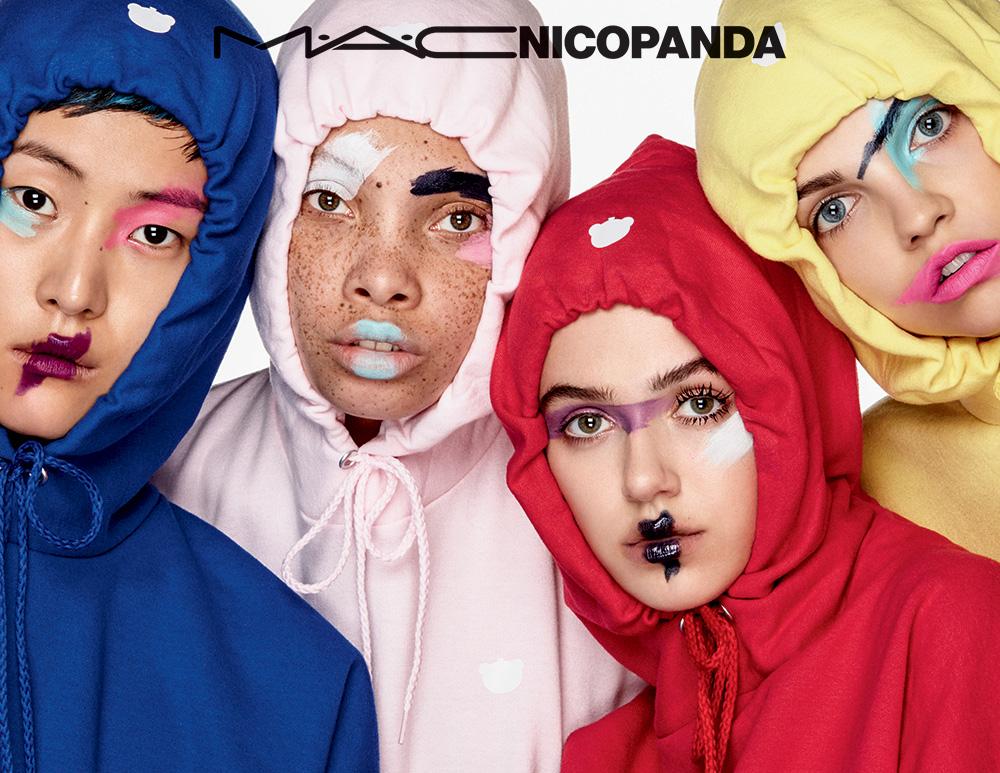 プレイフルなカラーにあふれたM・A・C Nicopanda コレクションのローンチアフターパーティにナイロニスタをご招待!
