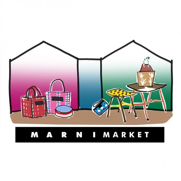 アイコニックで多彩なアイテムが勢揃い♡ 大好評のマルニ マーケットが名古屋と福岡に初上陸