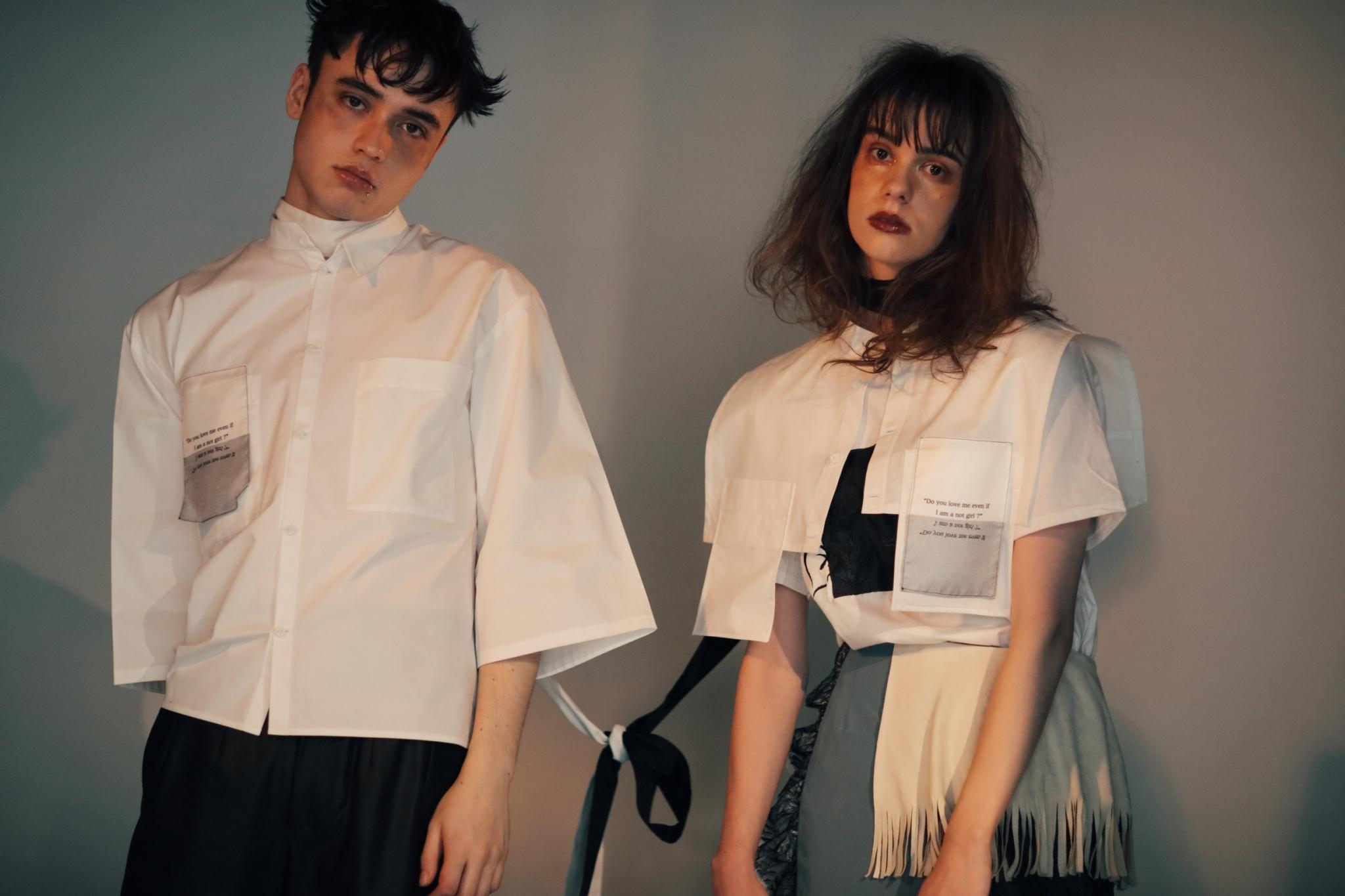 """""""言葉""""をファッションで表現したdisemBySiiKの2ndコレクションがお目見え"""