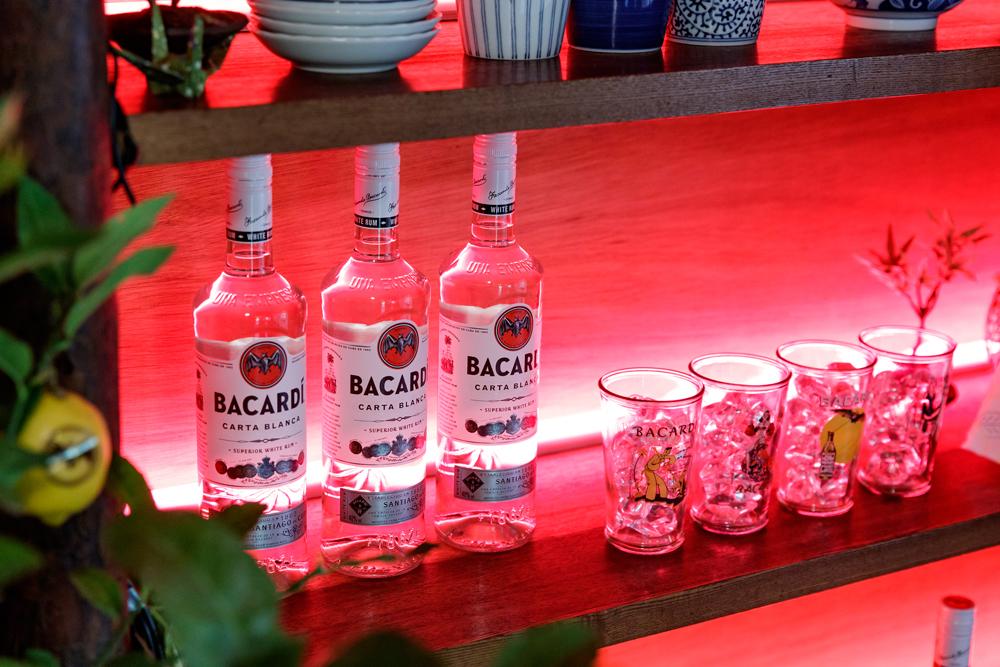 バカルディがライムハイ専門のハイエナジー居酒屋をオープン!