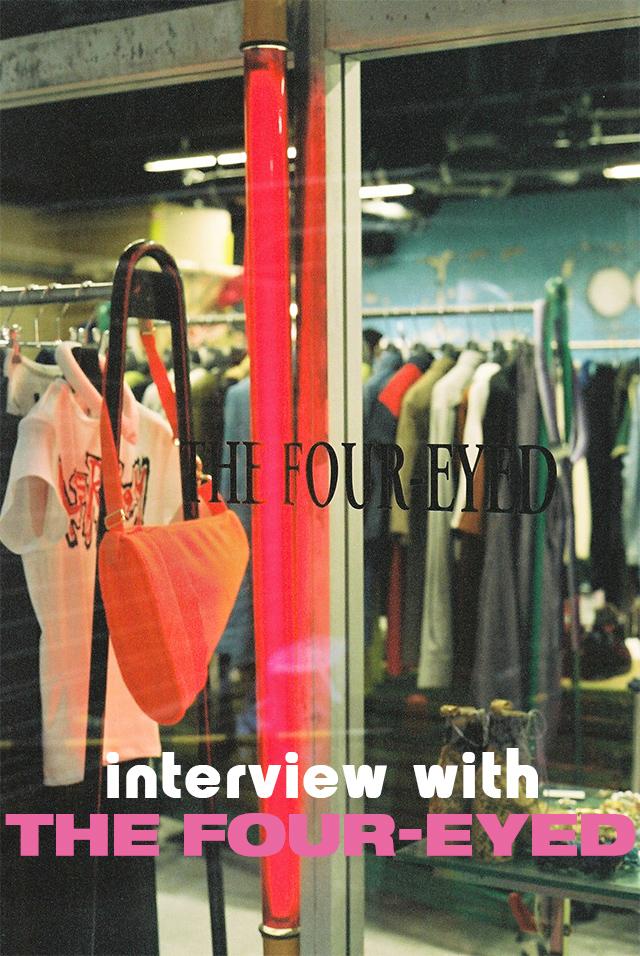 人気セレクトショップ「ザ フォーアイド」のオーナー&バイヤーにインタビュー