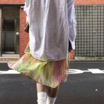 今春マストハヴのシースルーアイテムに注目! #ootd4nylon