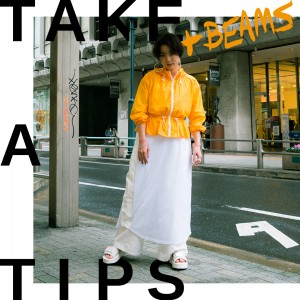 TAKE A TIPS +BEAMS ACCESSORY