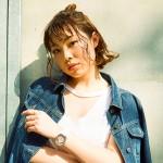 春の手元を彩るウオッチをいつものコーデにON♡ BABY-Gのウェブマガジン『Girl's PARTY!』でNYLONブロガーをスナップ!