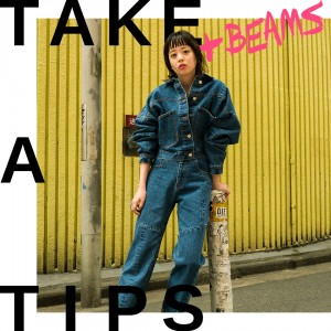 TAKE A TIPS +BEAMS DENIM