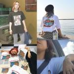 夏のマストアイテムといえばコレ! NYLONチームのFAV Tシャツをご紹介