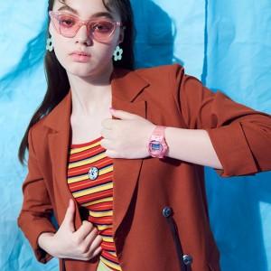 NYLON JAPANが提案する旬なサマースタイルをBABY-Gのウェブマガジン『Girl's PARTY!』でチェック!