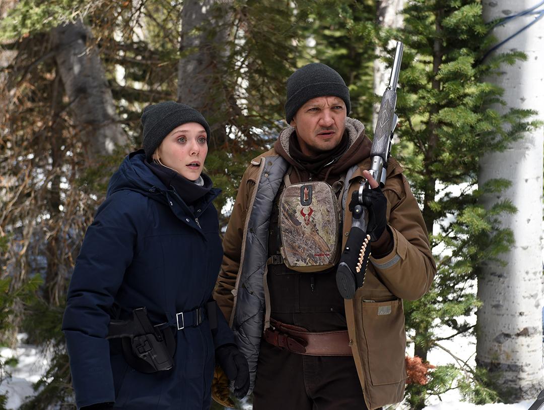 エリザベス・オルセン出演のクライムサスペンス『ウインド・リバー』