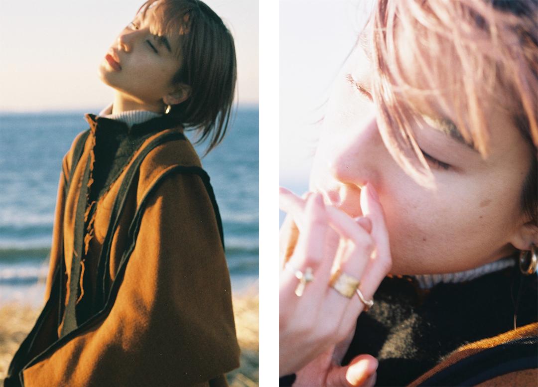 ラブリが自身初となるZINEの発売を記念してビームス ウィメン 渋谷にて作品展を開催