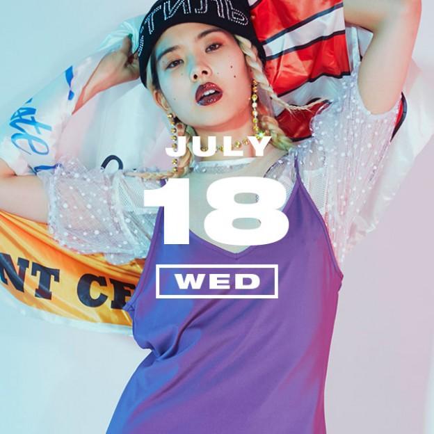365 ANNIVERSARY CALENDAR 今日は何の日? 〜7/18〜