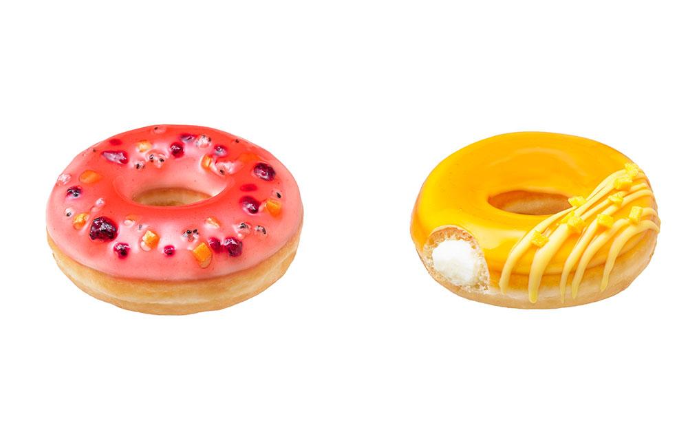 クリスピー・クリーム・ドーナツから杏仁豆腐やアジアの代表的なデザートをイメージした新ドーナツが登場