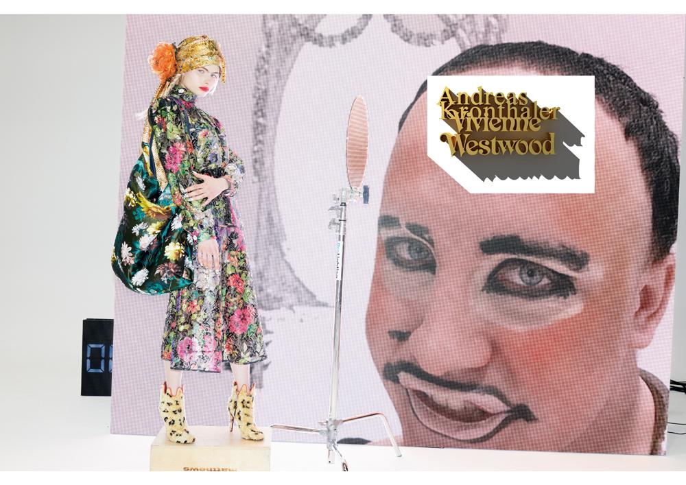 Bernhard WillhelmのアートディレクションによるAndreas Kronthaler forVivienneWestwoodの新キャンペーンビジュアルが到着
