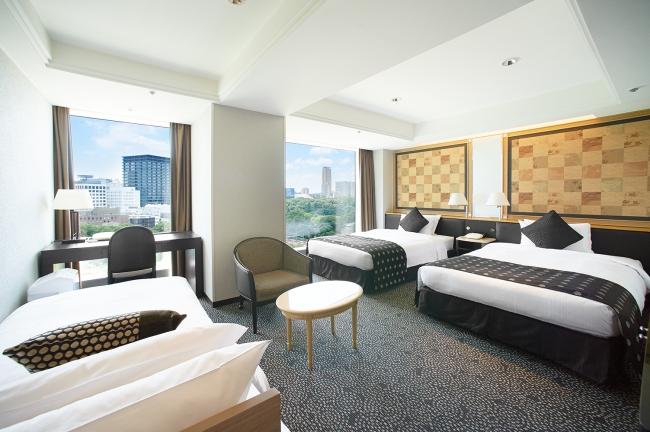 都内ホテル最大級のナイトプールが進化を遂げてグランドオープン!