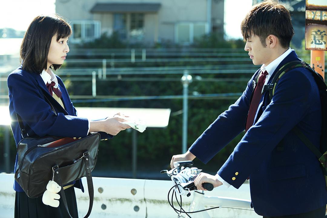 佐野×中川×高杉×横浜=青春映画『虹色デイズ』