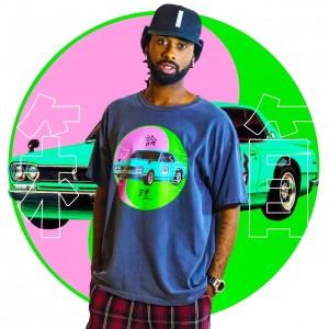 FULL-BKとLONELY/論理がコラボTシャツをリリース! NUBIAN原宿にてローンチパーティを開催
