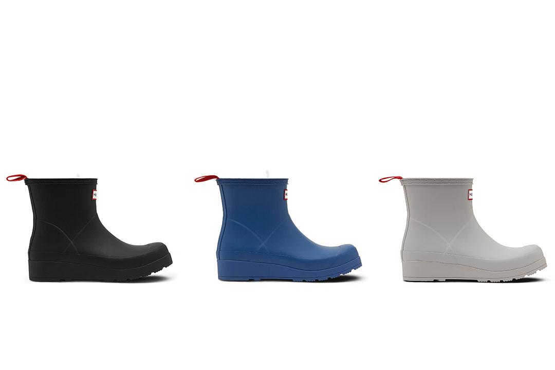 HUNTERより若い世代へ向けたフレッシュな新作ブーツPLAY BOOTSが登場!