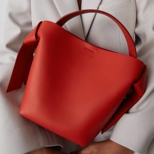 Acne Studiosのアイコニックバッグ『Musubi bag』がアップデートして登場!