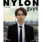 NYLON guys JAPANのスタイルブックが始動‼ 《超特急 タクヤ》パーソナルマガジン『TAKUYA STYLE BOOK』発売決定