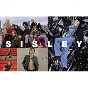 写真家 ライアン・マッギンレーによるSISLEYの2018AWキャンペーンビジュアルが公開!