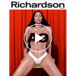 Richardsonが20周年記念号を発売! 表紙にキム・カーダシアン・ウェストが登場