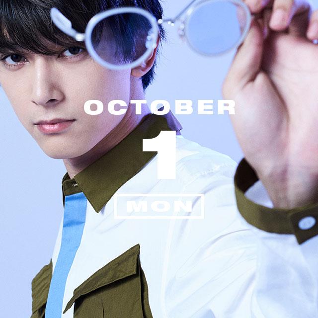 365ANNIVERSARY 2018.10.1~2018.10.31
