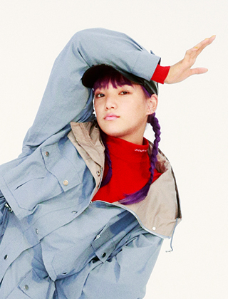 E-girls須田アンナが選ぶ秋を感じるプレイリスト 《HIT'S MY AUTUMN MUSIC》