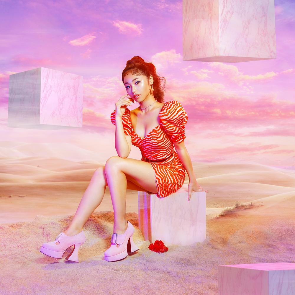 18歳の歌姫 RIRIの最新アルバムを海外クリエイターとタッグを組みNYLON JAPANがアートディレクション!