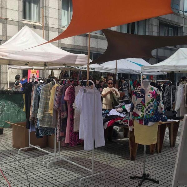 NY発の洋服SWAPイベント『GLOBAL FASHION EXCHANGE』の日本定期開催が決定!
