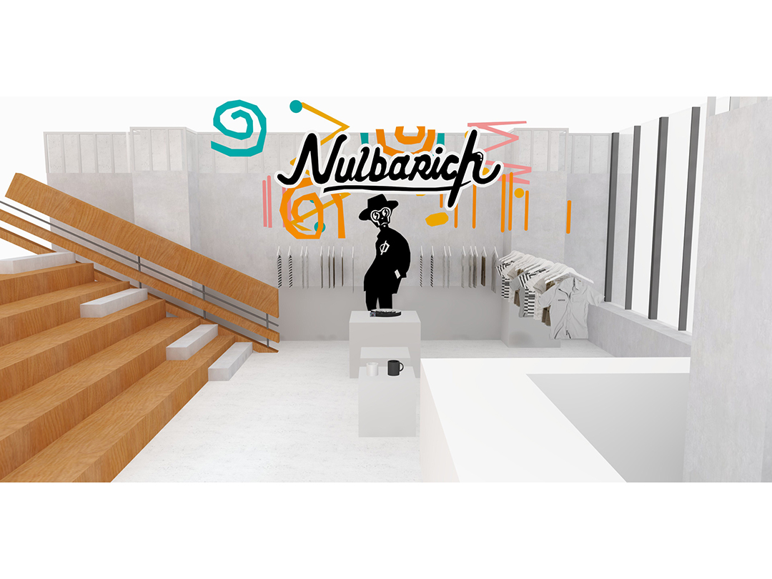 Nulbarichの武道館ワンマンライブ直前に超限定ポップアップストアが hotel koe tokyoに出現!