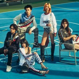 ファッションスクワッドを熱狂させる 新カプセルコレクション『FENDI MANIA』