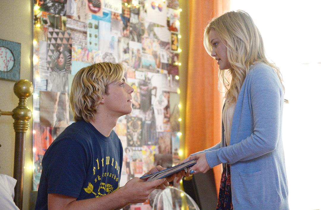 第2のザック・エフロン!ロス・リンチ主演の青春映画『ステータス・アップデート』