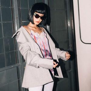 モデル 入夏が手がけるnewブランド hulis for IRUKAに注目