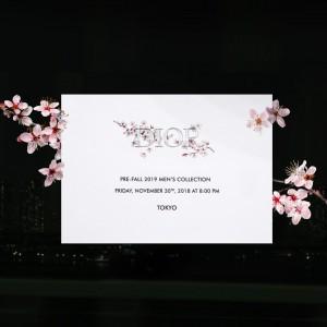ディオール初のメンズ プレフォールショーをNYLON.JPでライブ配信!