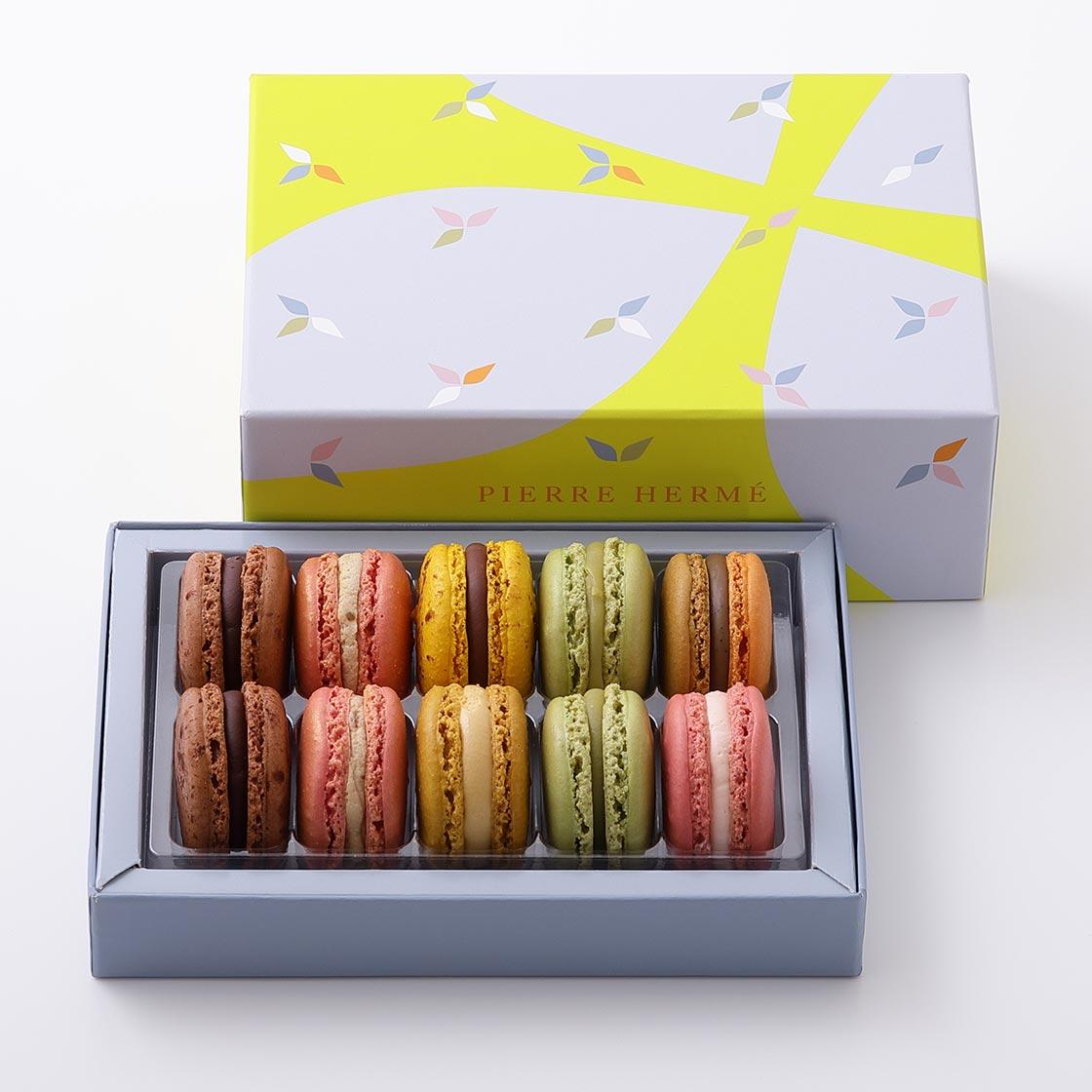 今年のホワイトデーはピエール・エルメ・パリのマカロンBOXを贈ろう♡