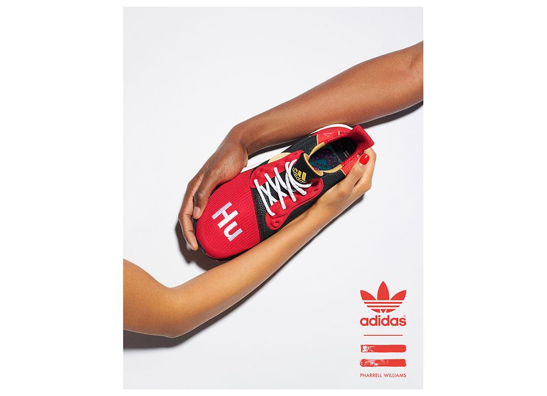 adidas Originals = Pharrell Williamsからチャイニーズ・ニューイヤーを祝う2モデルが登場