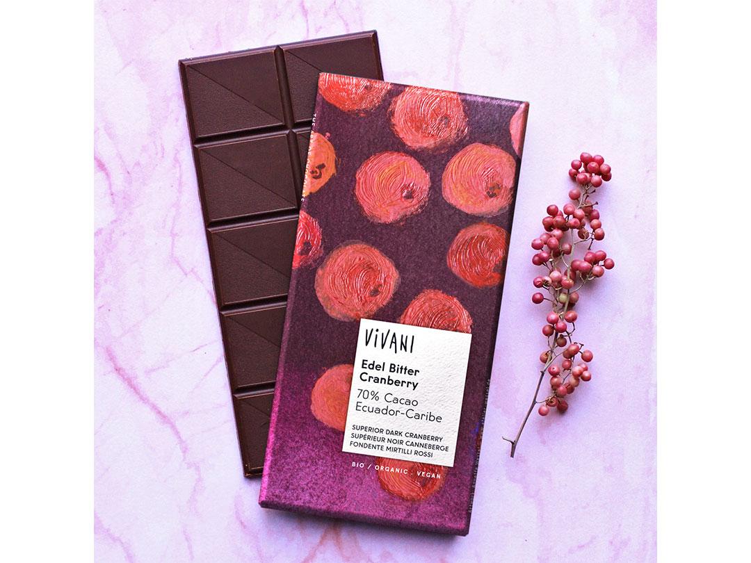 ヴィーガンにも対応! 原料にこだわったViVANIのオーガニックチョコレートに注目