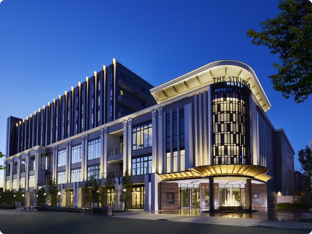 バレンタイン仕様の特別ルーム♡ ストリングスホテル 名古屋で素敵な1日を