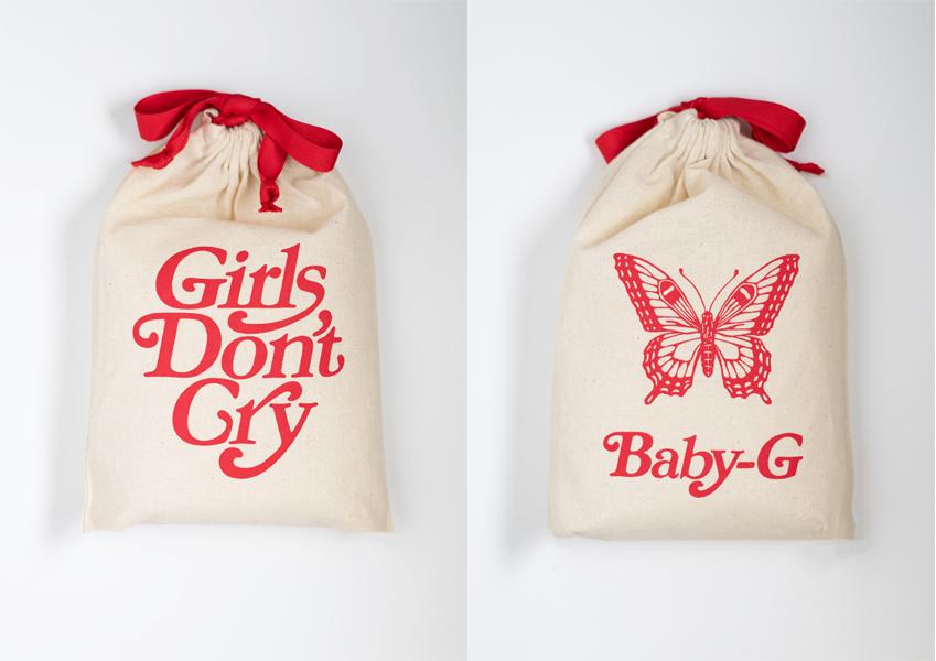 BABY-G 25周年! Girls Don't Cryとのコラボキャンペーンが実現