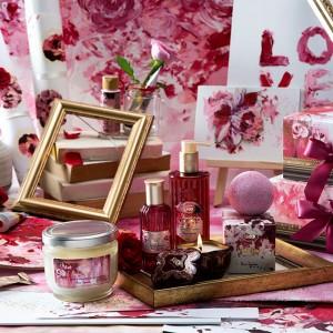バレンタインに向けてボディ磨きを♡ SABONのローズスプラッシュコレクションがお目見え