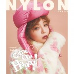 NYLON JAPAN1/28発売3月号の表紙はフォロワー120万人強の韓国人モデル《カンテリ》♡